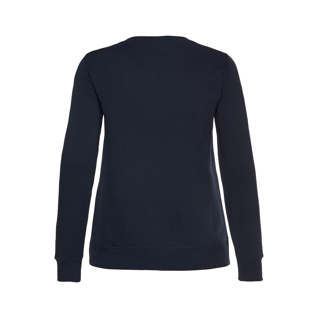 Champion Sweatshirt »CREWNECK SWEATSHIRT PLUS SIZE«, In großen Größen