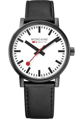 MONDAINE Schweizer Uhr »evo2, MSE.40111.LB« kaufen