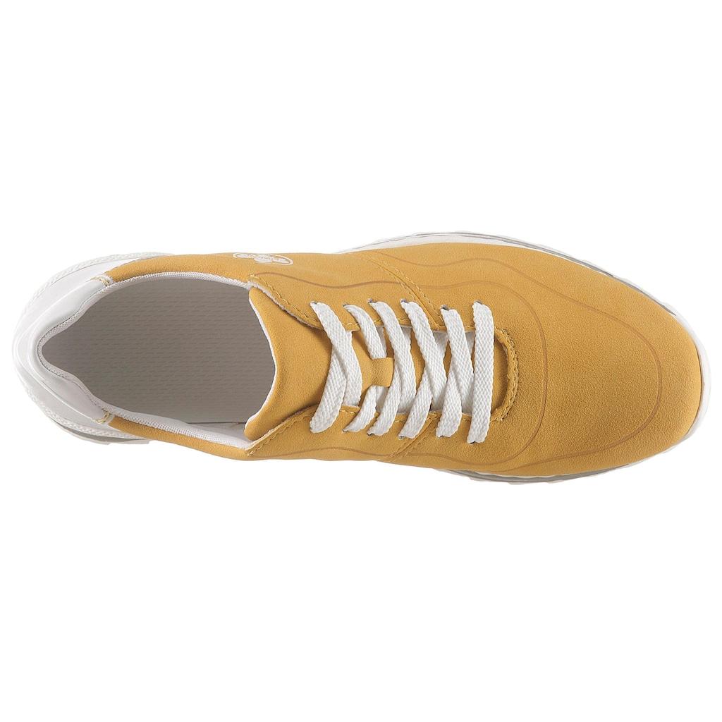 Rieker Sneaker, mit herausnehmbarer Einlage
