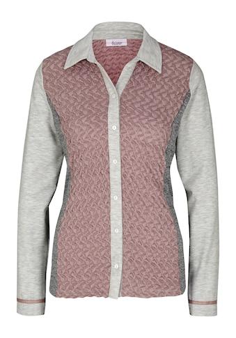 Shirt in Blusenform kaufen