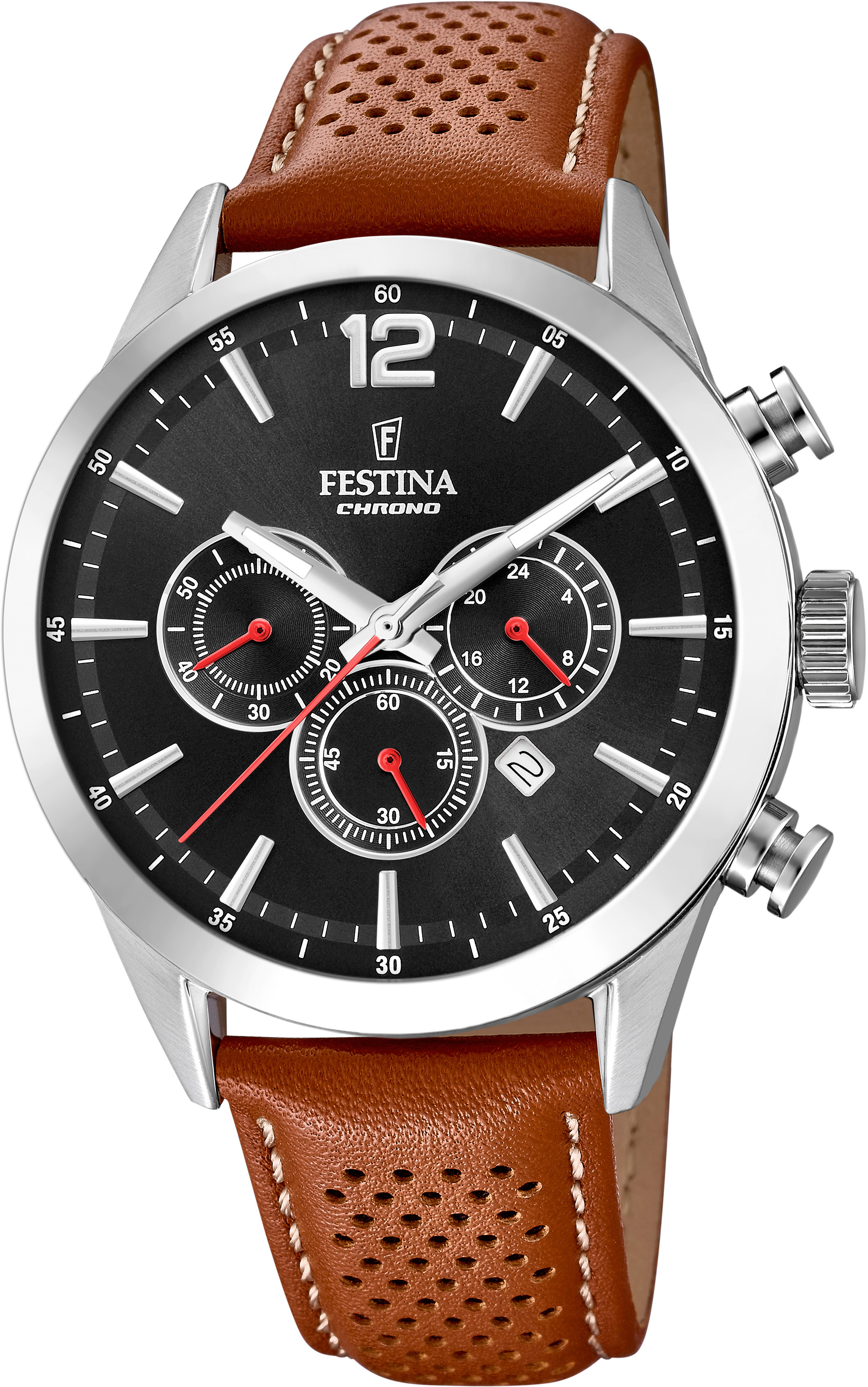 festina -  Chronograph Timeless Chronograph, F20542/6