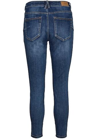 Vero Moda Skinny-fit-Jeans »VMTILDE ANKLE ZIP DSTR« kaufen