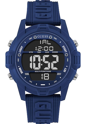 Guess Digitaluhr »CHARGE, W1299G4« kaufen