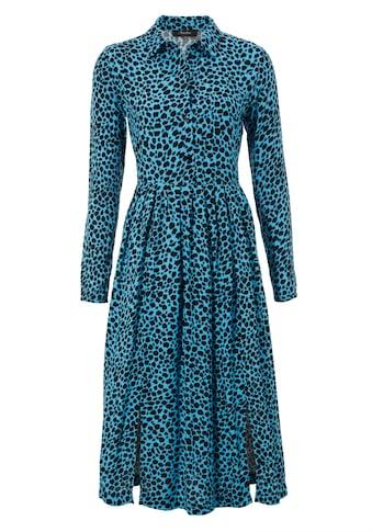 Aniston CASUAL Blusenkleid, mit Animal-Print - NEUE KOLLEKTION kaufen