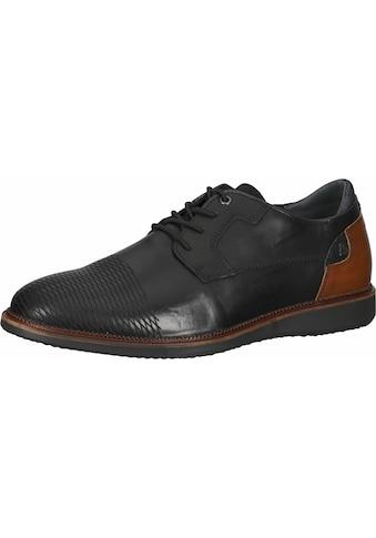 Bullboxer Schnürschuh »Leder/Textil« kaufen