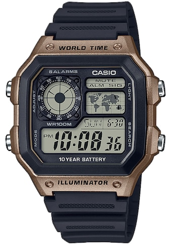 Casio Collection Chronograph »AE-1200WH-5AVEF« kaufen
