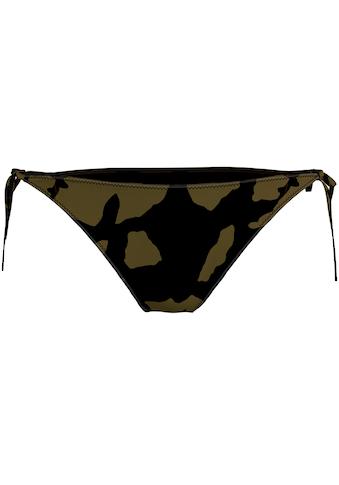 Calvin Klein Bikini-Hose, seitlich zum binden kaufen