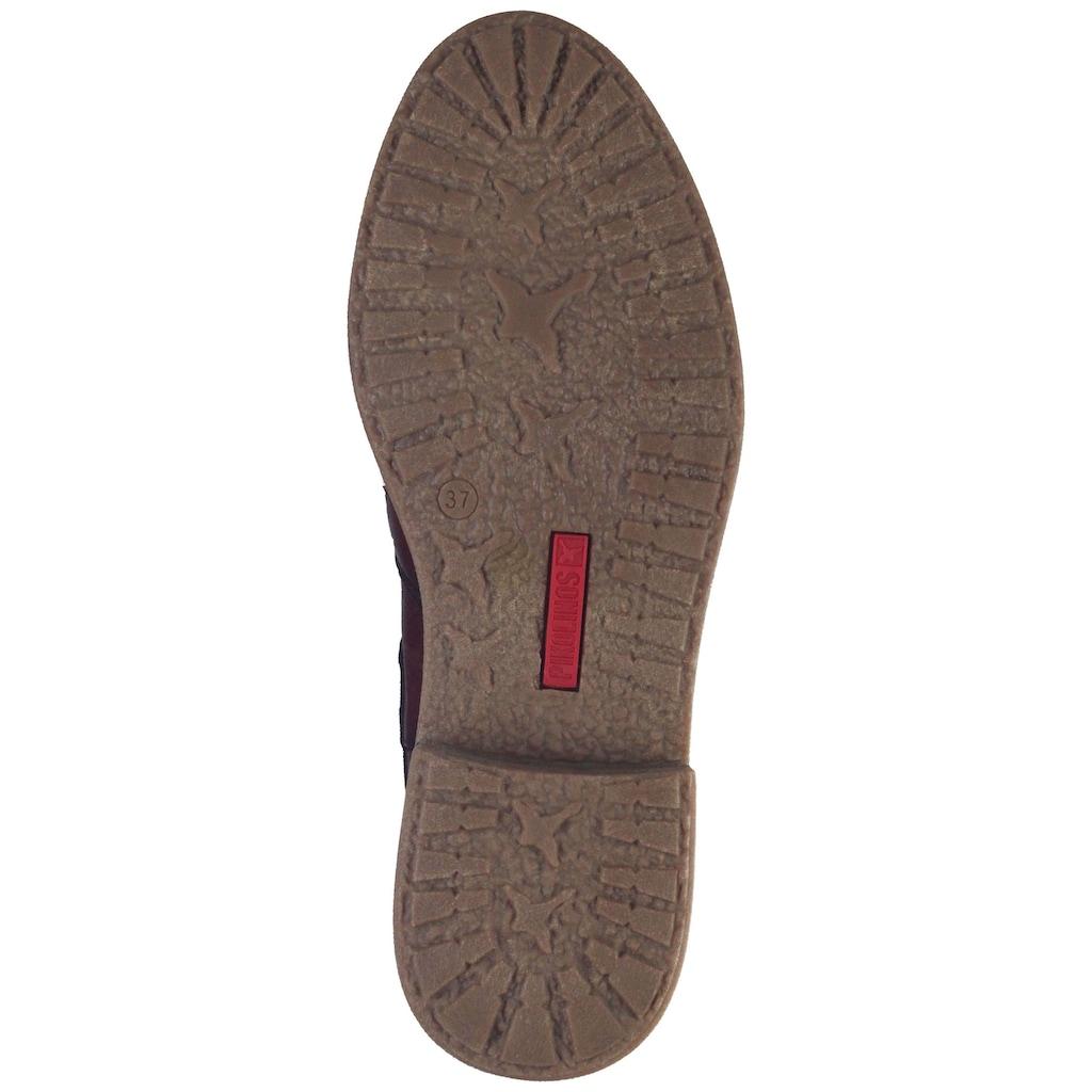 PIKOLINOS Stiefelette »Leder/Textil«
