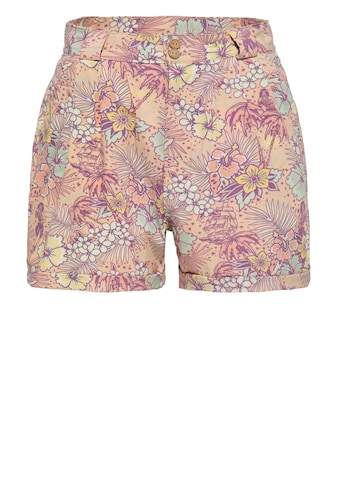 QueenKerosin Shorts, mit hawaiianischem All-Over-Muster kaufen