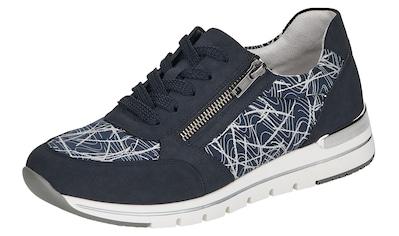 Remonte Sneaker, mit Fantasy-Print kaufen