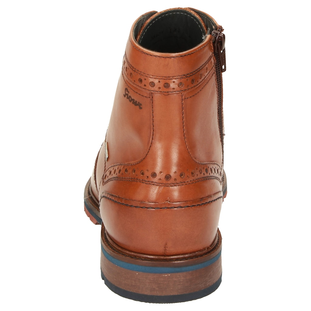 SIOUX Stiefelette »Timidor-702-TEX-WF«