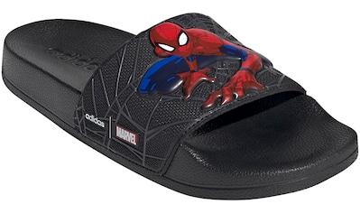 adidas Performance Badesandale »Adilette Spiderman Shower K« kaufen