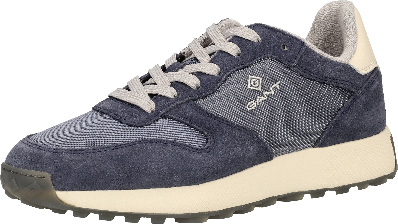 gant -  Sneaker Nubukleder/Textil