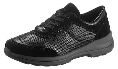 Ara Wedgesneaker »NARA«, mit Metallic-Beschichtung, Komfortweite G kaufen