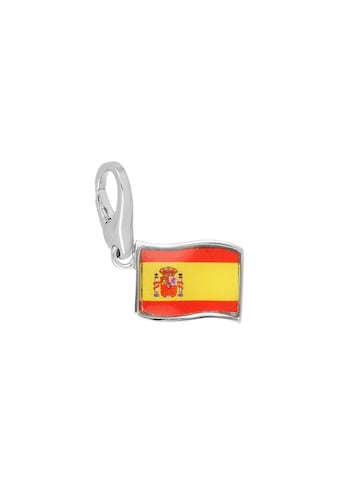 GIORGIO MARTELLO MILANO Charm-Einhänger »Spanien Flagge, Silber 925« kaufen