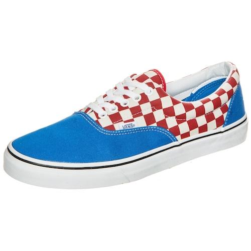 2 tone Blau Vans Sneaker weiß Check Era rot xTw8tpn4