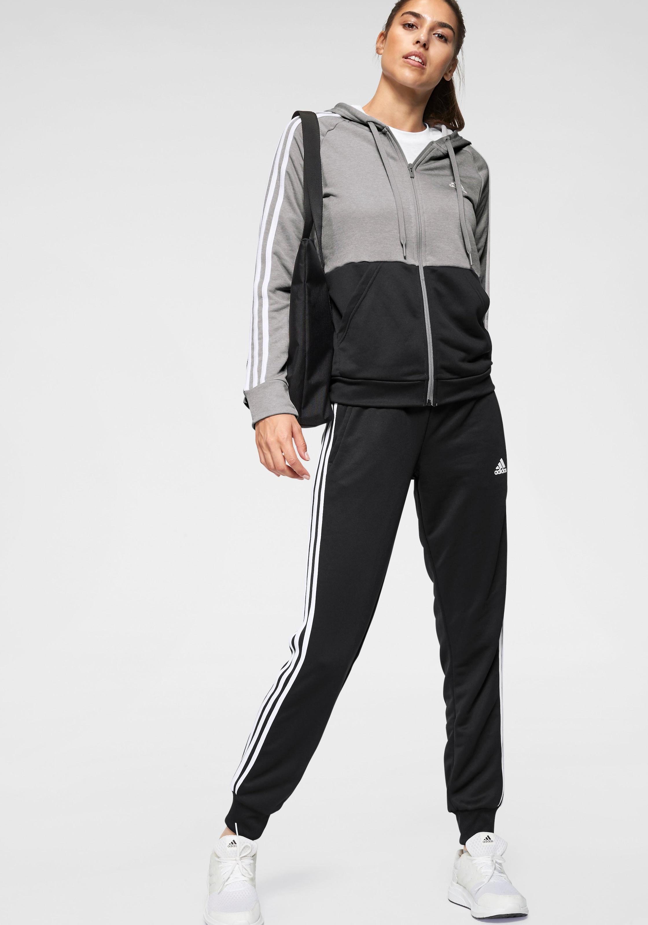 adidas Performance Trainingsanzug »TRACKSUIT GAME TIME« (Set, 2 tlg.)