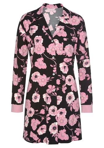 LASCANA Nachthemd, mit Blumenmuster kaufen