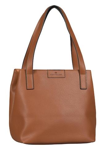 TOM TAILOR Shopper »MIRI ZIP« kaufen