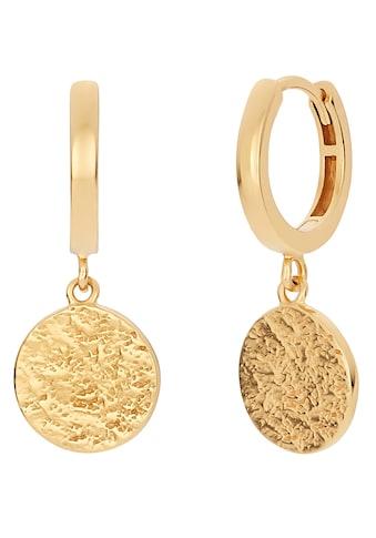 Noelani Paar Creolen »Coin, 2030122« kaufen