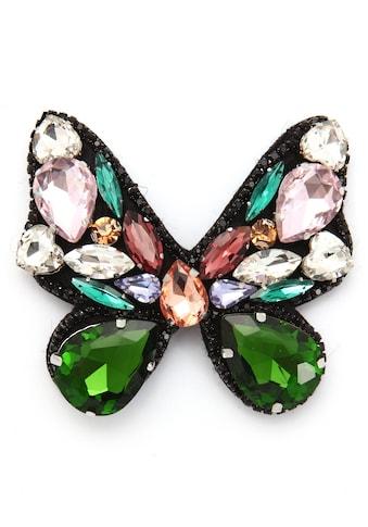 J.Jayz Brosche »Schmetterling mit Anstecknadel, bunt« kaufen