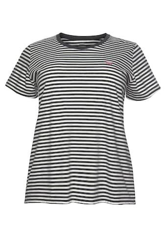 Levi's® Plus T - Shirt »Perfect Crew« kaufen