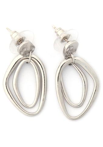 J.Jayz Paar Ohrstecker »oval, verbunden, raffiniert« kaufen