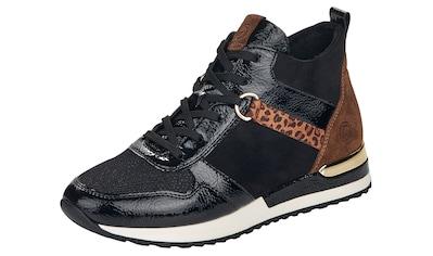 Remonte Sneaker, mit gepolsterter Innensohle kaufen