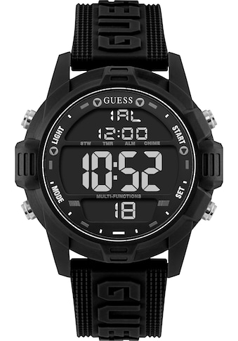 Guess Digitaluhr »CHARGE, W1299G1« kaufen