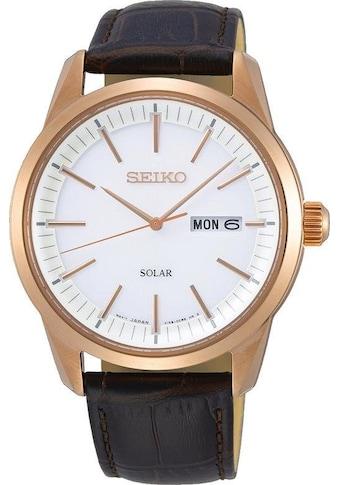 Seiko Solaruhr »SNE530P1« kaufen