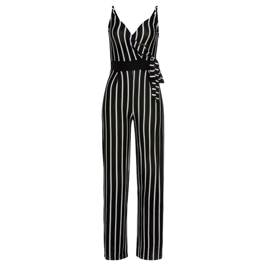 Melrose Overall, mit Ring-Detail