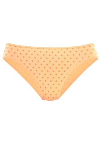 Go in Bikinislip, mit schönem Pünktchendruck kaufen