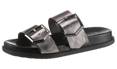 Tamaris Pantolette »CORDINA«, mit zwei verstellbaren Schnallen kaufen