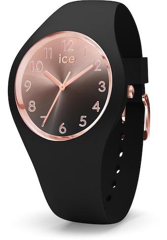 ice - watch Quarzuhr »Ice sunset  -  Black  -  Small, 015746« kaufen