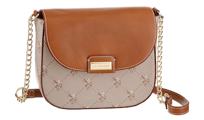 U.S. Polo Assn Mini Bag »Hampton«, mti goldfarbenen Details und trendigem Kettenhenkel kaufen