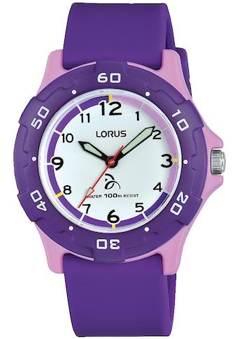 LORUS Quarzuhr »Kids Djokovic, RRX19GX9« kaufen