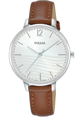 Pulsar Quarzuhr »Pulsar Damen Quarz, PH8487X1« kaufen