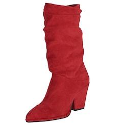 6546833db72254 Rote-Stiefel für Damen online| Günstig bei I'm walking