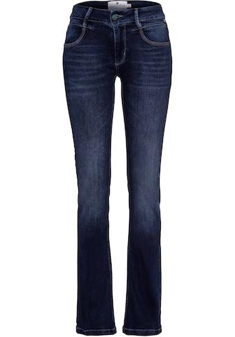 Freeman T. Porter Bootcut-Jeans »Betsy«, mit leichter Waschung kaufen