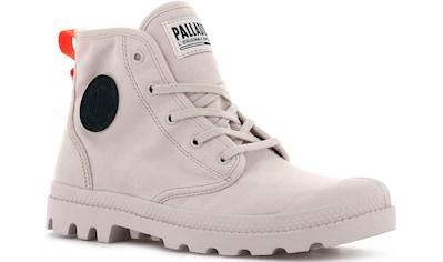 Palladium Schnürboots »PAMPA HI TWILL« kaufen