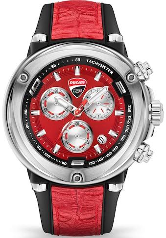 DUCATI CORSE Chronograph »PARTENZA, DTWGO2018803« kaufen