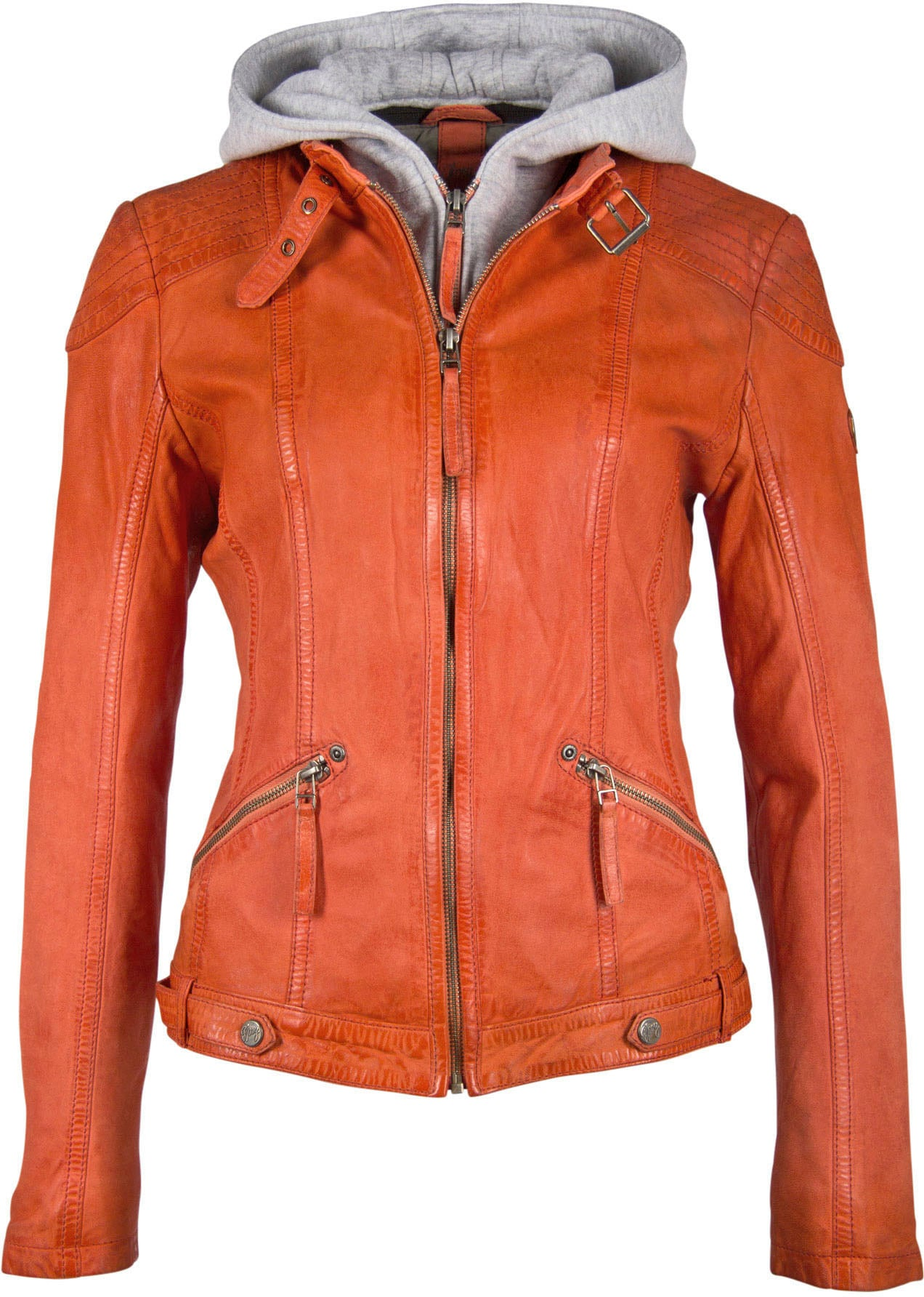 gipsy -  Lederjacke Tiffy