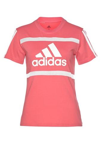 adidas Performance T-Shirt »WOMEN COLORBLOCK TEE« kaufen