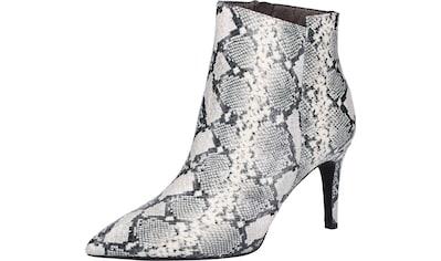 s.Oliver BLACK LABEL High-Heel-Stiefelette »Lederimitat« kaufen