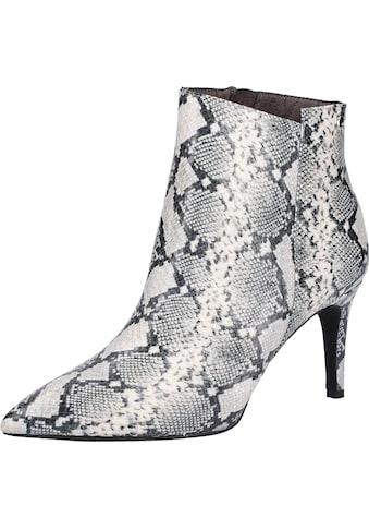 s.Oliver BLACK LABEL High - Heel - Stiefelette »Lederimitat« kaufen