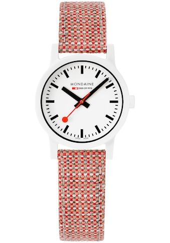 MONDAINE Schweizer Uhr »essence, MS1.32110.LP« kaufen
