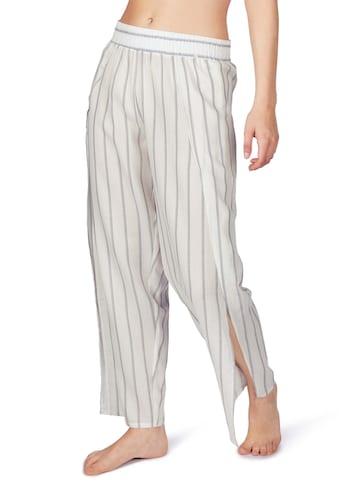 Skiny Hose lang mit seitlicher Beinöffnung kaufen