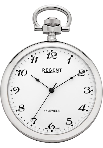 Regent Taschenuhr »P33« (Set, 2 tlg.) kaufen