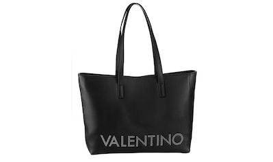 VALENTINO BAGS Shopper, mit schönem Logo Schrifzug kaufen