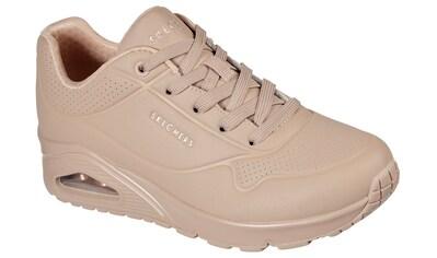 Skechers Wedgesneaker »UNO STAND ON AIR«, mit weich gepolsterte Innensohle kaufen